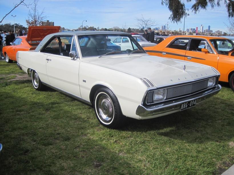 1970 Chrysler Valiant Regal 770
