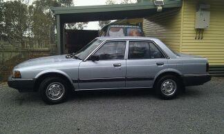 1985 Honda Accord ex - Maddy - Shannons Club