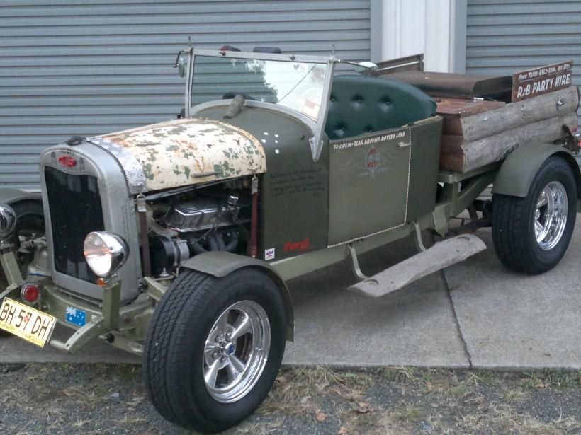 1926 Chevrolet Rat Rod