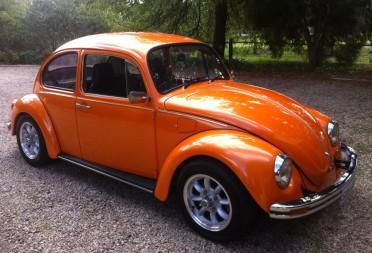 1976 Volkswagen BEETLE 1.6 - LadyBug - Shannons Club
