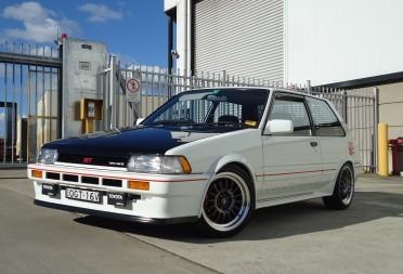 1986 Toyota Corolla Ae82 Fxgt Corolladude Shannons Club