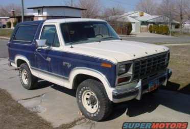 1981 Ford Bronco 4x4 Minor69her Shannons Club