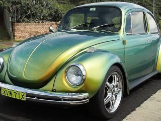 1971 Volkswagen Beetle Superbug