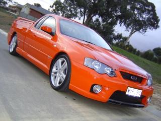 2003 Ford Pursuit