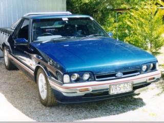 1992 Ford Falcon XR6