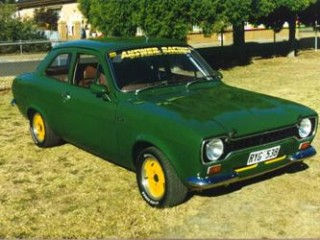 1974 Ford Escort RS Mexico