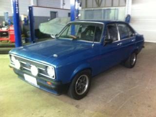 1977 Ford ESCORT