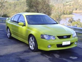 2003 Ford XR8