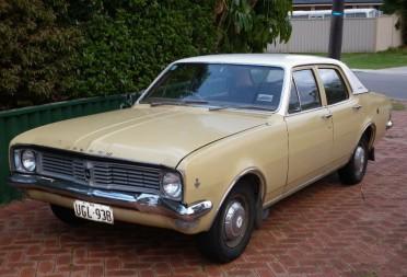 1969 Holden Kingswood 69olden Shannons Club