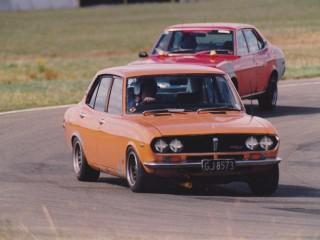 1972 Mazda CAPELLA RX2 SUPER DELUXE
