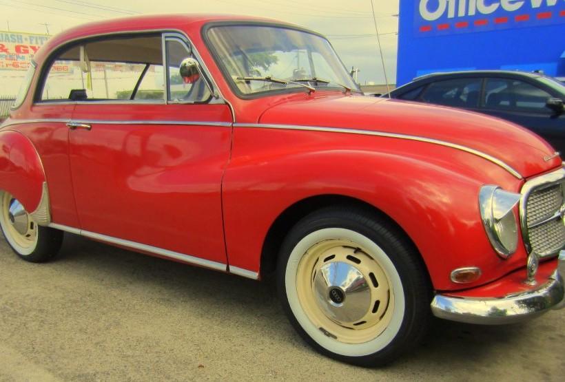 1958 Auto Union DKW F93