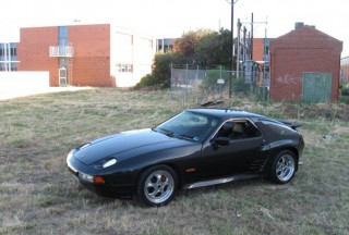 1982 Porsche 928 