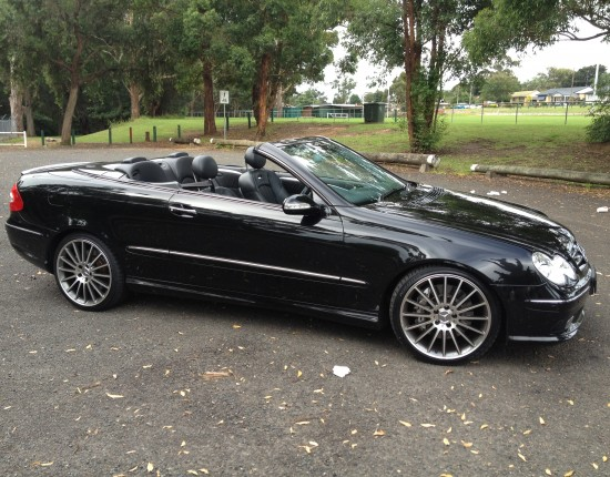 2005 mercedes benz clk55 amg eatho shannons club. Black Bedroom Furniture Sets. Home Design Ideas