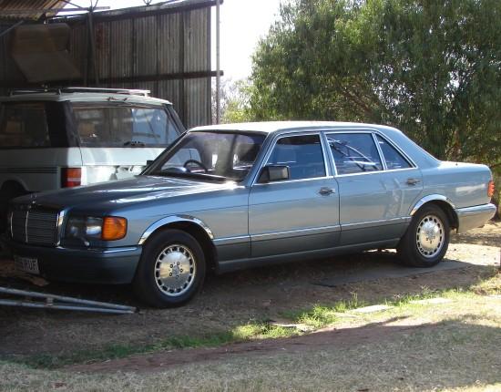 1987 Mercedes Benz 420sel Hotandzee Shannons Club