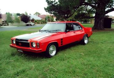 1978 Holden Hz Monaro Jensmonaro Shannons Club