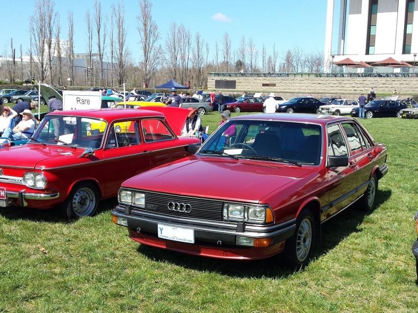 1982 Audi 200 T