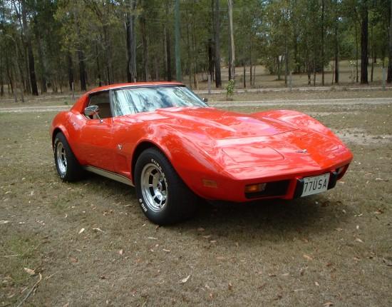 1977 Chevrolet Corvette Related Infomation Specifications