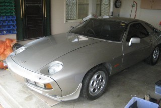 1981 Porsche 928 S