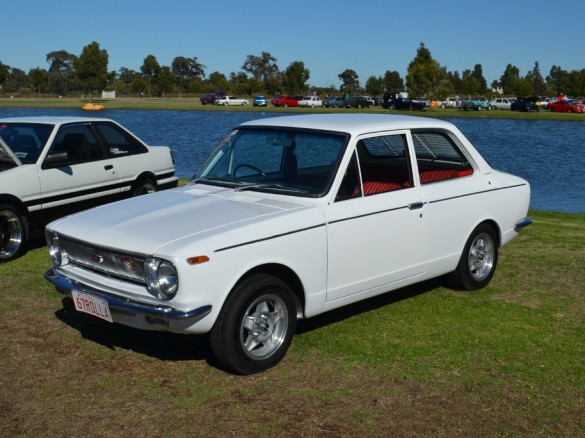 1967 Toyota Corolla 67rolla Shannons Club