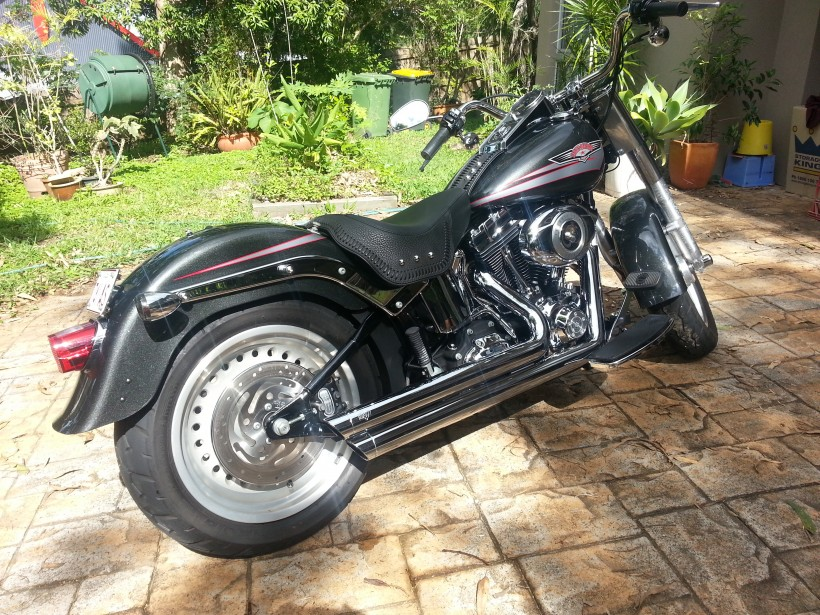 2007 Harley-Davidson Fatboy