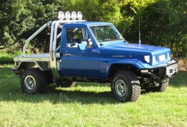 1985 Toyota Landcruiser Hj75 Crackfoot Shannons Club