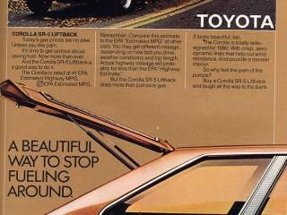 1982 Toyota T-18 SE DELUXE