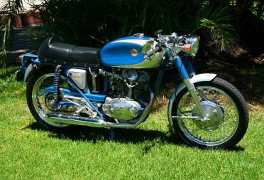 1964 Ducati 250 Single Peterl356 Shannons Club