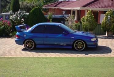 1999 Subaru Impreza Wrx Sti Version 5on Subaru Transmission