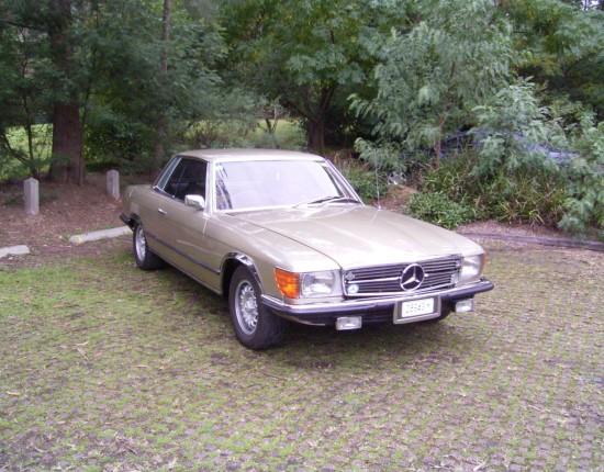 1973 mercedes benz 350 slc jacobmulder shannons club for Mercedes benz 350 slc