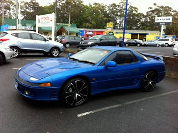 Selling cars Mitsubishi GTO » Restored Cars in Your City
