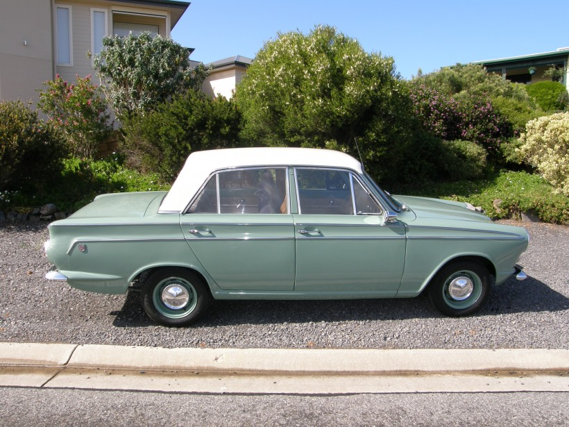 1964 Ford Cortina GT