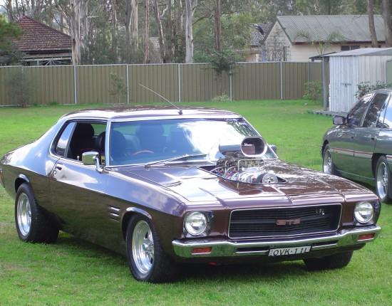 1973 Holden Monaro Gts Philltrace Shannons Club