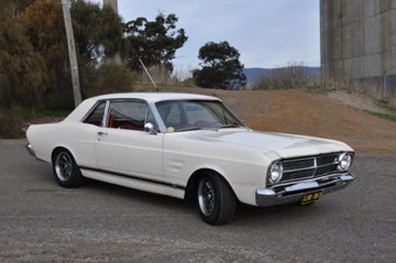 1967 Ford Falcon Sports Coupe