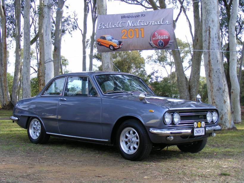 1968 Isuzu Bellett