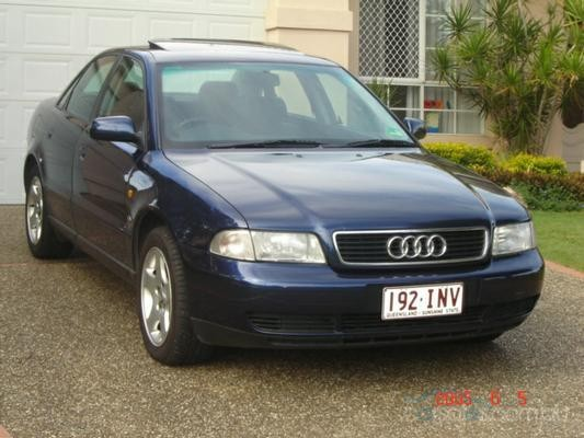 1998 audi a4 2 8 automatic related infomation specifications weili automotive network. Black Bedroom Furniture Sets. Home Design Ideas