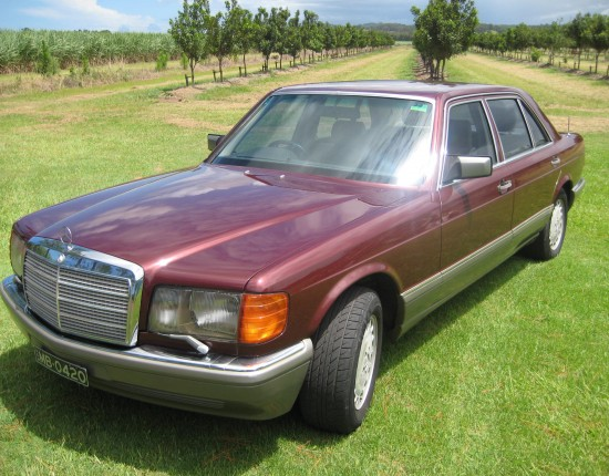 1988 mercedes benz 420 sel rusty58 shannons club for 1988 mercedes benz 420sel