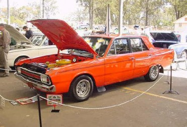 1970 Chrysler Valiant VG Pacer E31