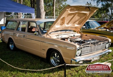 1966 Chrysler Valiant VC Safari