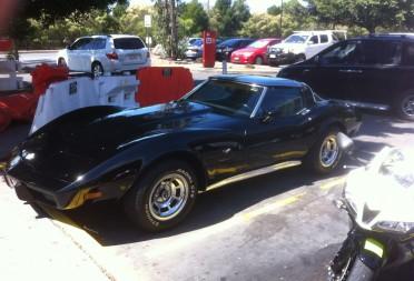 1978 Chevrolet Corvette Stingray Sgdyna Shannons Club