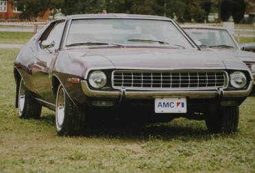 1972 American Motors javelin