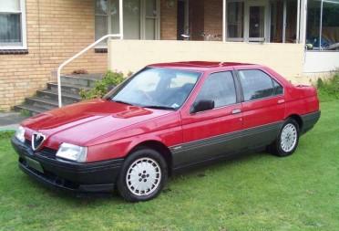 1989 alfa romeo 164 3 0 v6 alfa164maniac shannons club for Garage alfa romeo villeneuve d ascq