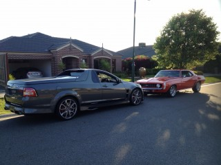 2011 Holden Special Vehicles MALOO R8