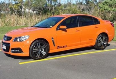 2014 Holden Vf Ss Storm Kellypenman Shannons Club