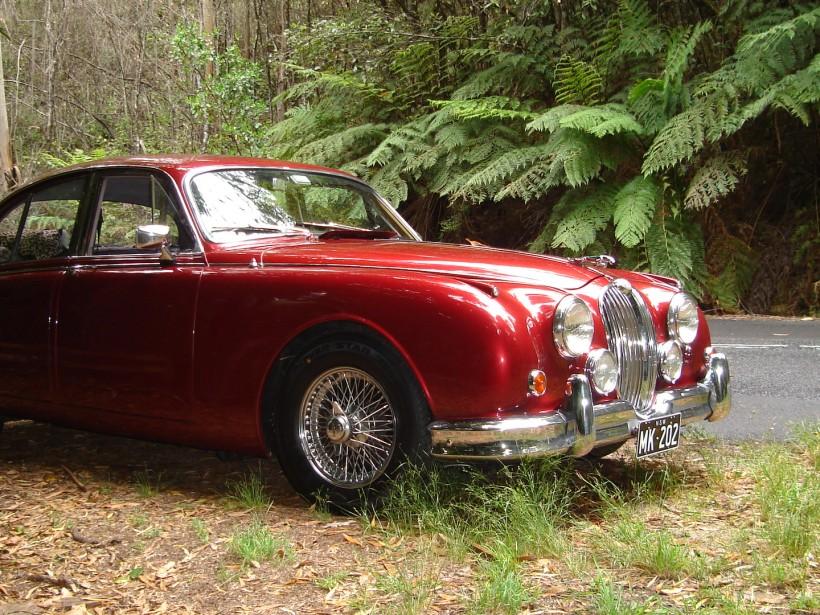1964 Jaguar Mk2