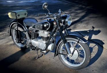 1950 Bmw 250 Single Oldbike Shannons Club