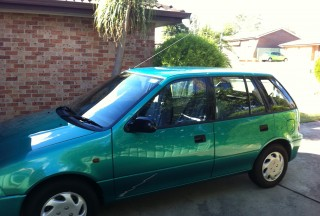 1998 suzuki swift