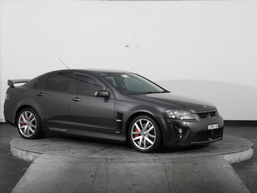2007 Holden Special Vehicles CLUBSPORT