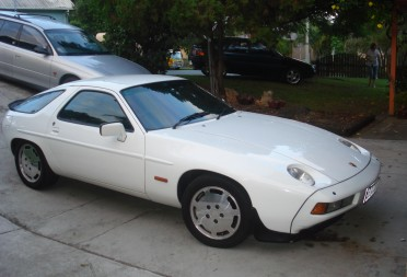1986 Porsche 928 S