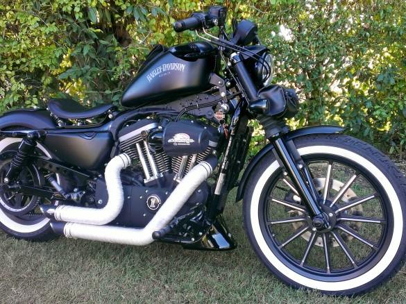 Black Harley Davidson Clubs