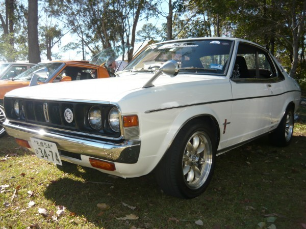 1974 Mitsubishi Galant Hardtop